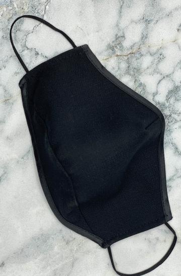 Тканевая маска для мужчин - Черная
